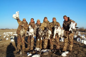 Expert Advice on Preparing For Spring Snow Goose Hunting
