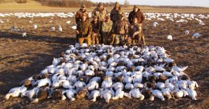 Preparing for Your Upcoming Snow Goose Hunting Trip